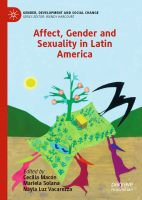 Affect, Gender and Sexuality in Latin America [book cover]